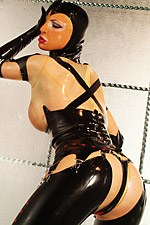 extrem Sex in Latex